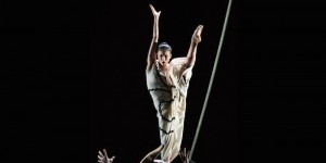 "Guest Writer Blakeley White-McGuire Stages Martha Graham's ""Errand Into the Maze"" at the Semperoper in Dresden, Germany"