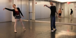 A POSTCARD: Matthew Berenbaum Launches a New Dance Company, Homo Veritas Dance Theatre, with a City Center Studio Season!