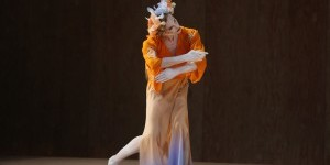 "Impressions of the Chamber Dance/Opera ""Hagoromo"""