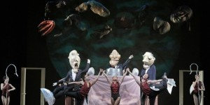 "IMPRESSIONS: Dance Heginbotham/Amy Trompetter's ""Fantasque"" at Skirball Center"