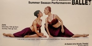 Benjamin Briones Ballet's 2019 Summer Season Performances: A full night of repertoire