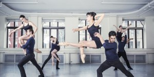 A Postcard from Cherylyn Lavagnino Dance
