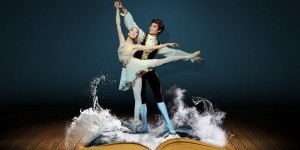 "Mariinsky Ballet Principal Kimin Kim on K'Arts Ballet's ""Song of the Mermaid"" at New York City Center"