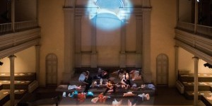 "Ruth Patir's ""I dream of the elections"" at Danspace Project"
