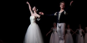 "Impressions of American Ballet Theatre in ""Giselle"""