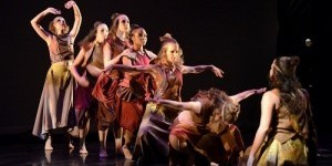 Joffrey Ballet School's Jazz and Contemporary Students Collaborate with Flair at New York Fashion Week