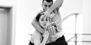 The Dance Enthusiast in Philadelphia: Yin Yue and Trey McIntyre in Action with BalletX