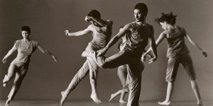 Dance Up Close to the TRISHA BROWN DANCE COMPANY