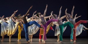 Impressions of Mark Morris Dance Group