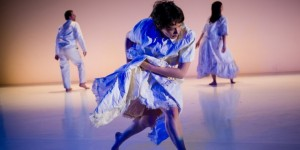 Dance Up Close to Donna Uchizono Company at New York Live Arts