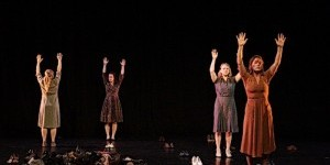 Dance Up Close: Megan Kendzior's WITNESS at Danspace Project
