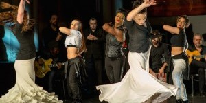 Impressions of Soledad Barrio and Noche Flamenca at West Park Presbyterian Church