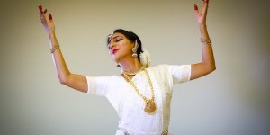 "Impressions of: Srinidhi Raghavan in ""Voices"" at Dixon Place"
