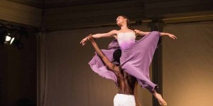 Impressions of Gemma Bond Dance at Danspace Project