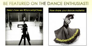 The Dance Enthusiast Announces #MYDANCEUPCLOSE Contest Winners
