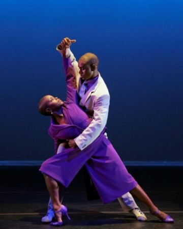 Alvin Ailey American Dance Theater-Photo by Paul Kolnik- AMONG US (PRIVATE SPACES:PUBLIC PLACES)