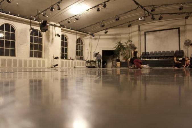Merce Cunningham Studios in NYC- After Class