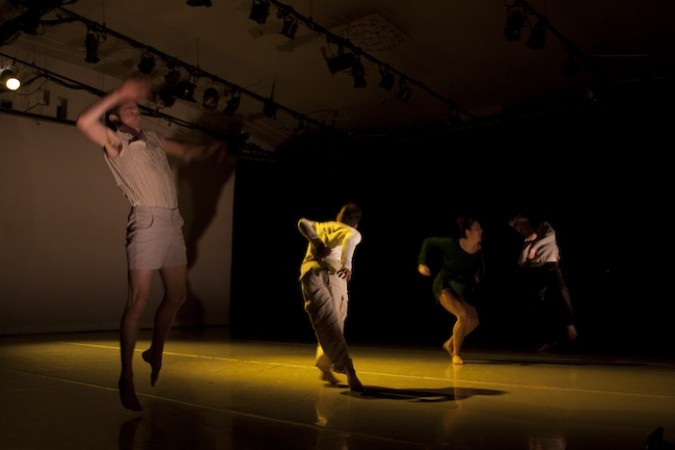 """Summer Collection 2012"" Choreography Takehiro Ueyama"
