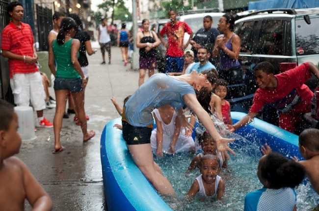 Eran Bugge- Paul Taylor Dance Company -NYC Kiddie Pool