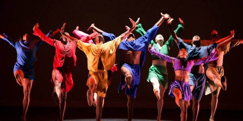 DAYTON, OH: Dayton Contemporary Dance Company Audition for 17-18 season