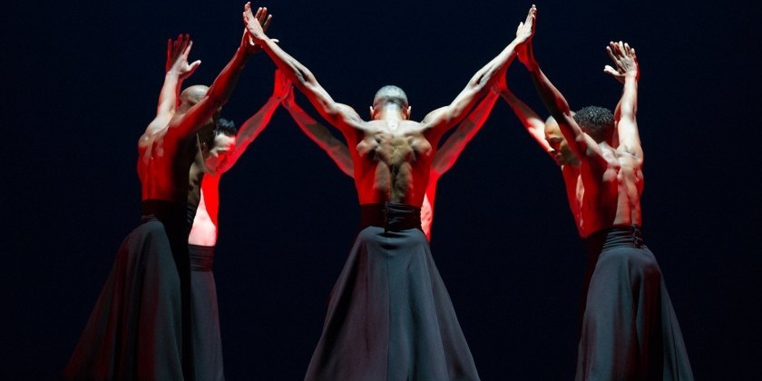 Alvin Ailey Family Matinee Series