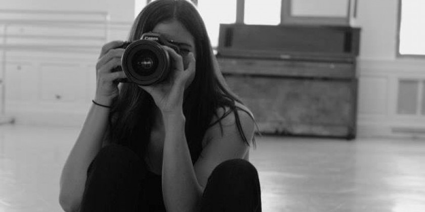 "Dance Filmmaker Mary John Frank Leads ""Choreography for the Digital Dancemaker"" Workshop"