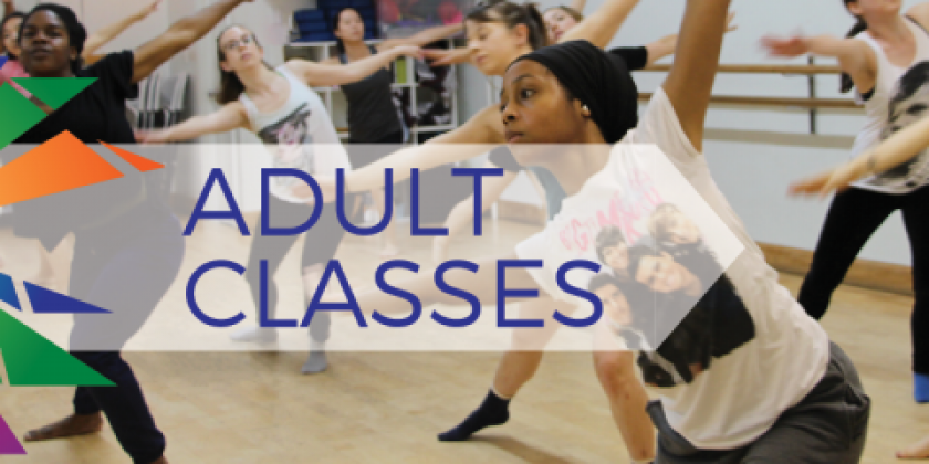 Adult Open Dance Classes
