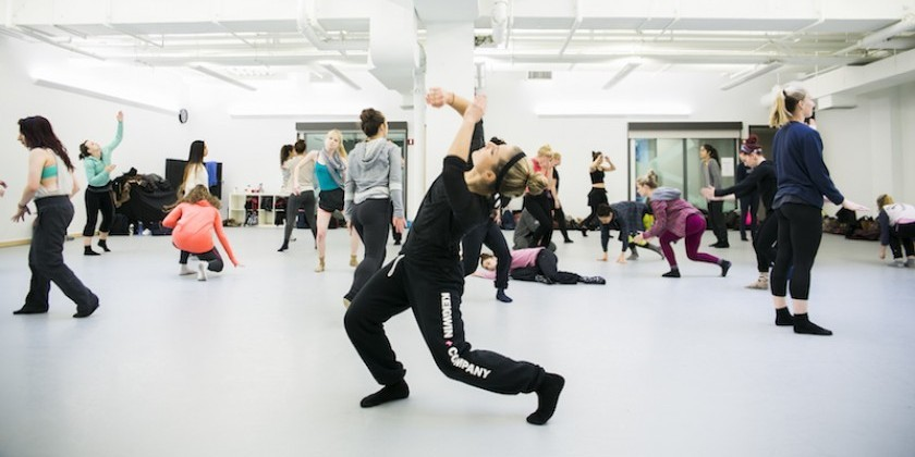KEIGWIN + COMPANY 2-Week SUMMER INTENSIVE AT THE JUILLIARD SCHOOL -- Register by June1