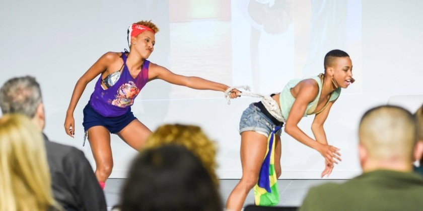 DANCE: Island to Island- Moving Caribbean in New York City