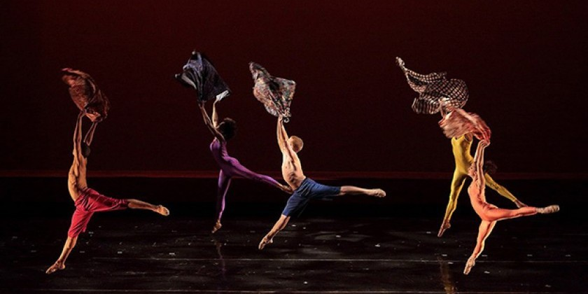 "Somerville, NJ: ""Uncertain Steps"" by Lustig Dance Theatre"