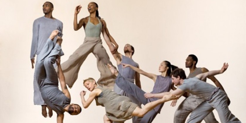 Bill T. Jones/Arnie Zane Dance Company AUDITION NOTICE