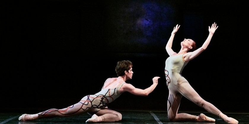 "New York Theatre Ballet presents ""REP"" at Florence Gould Hall"