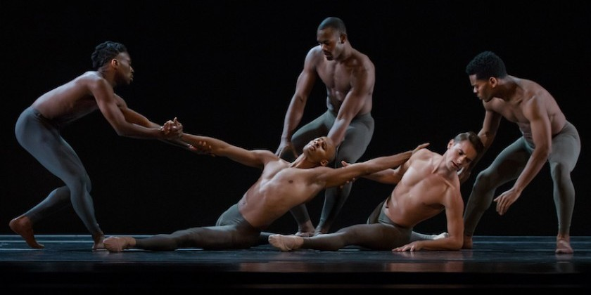 "60 Years of Ailey Ascending: Alvin Ailey American Dance Theater in Wayne McGregor's ""KAIROS"""