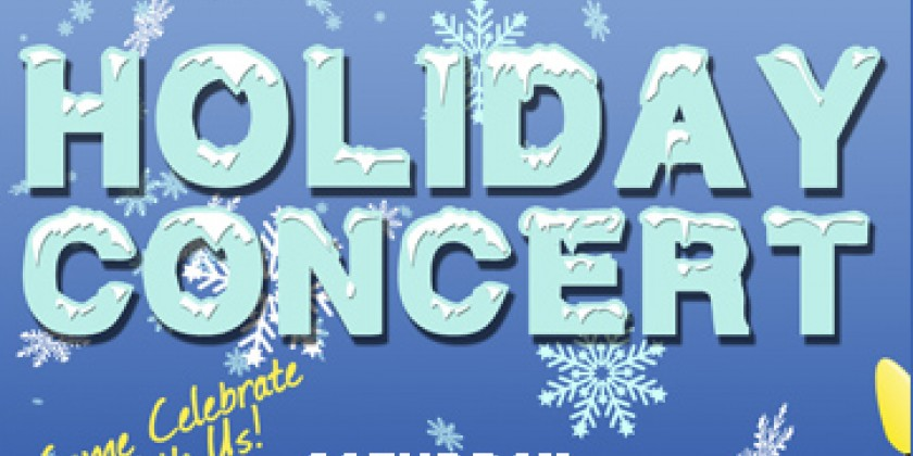 Holiday Concert: An Evening of Dance & Song