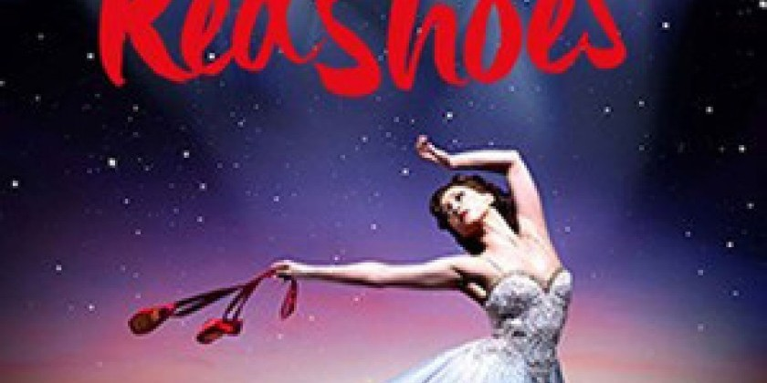 "The Kennedy Center presents Matthew Bourne's production of ""The Red Shoes"""