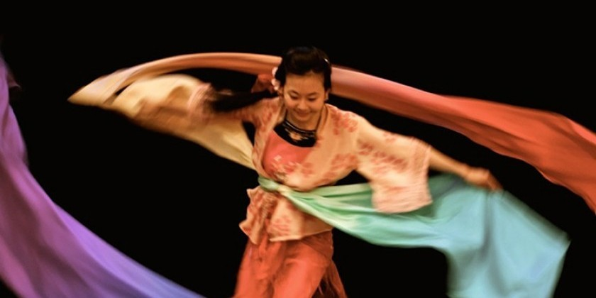 Virtual Dance Camp Week 4: Traditional Chinese Dance with Ling Tang Kids Group