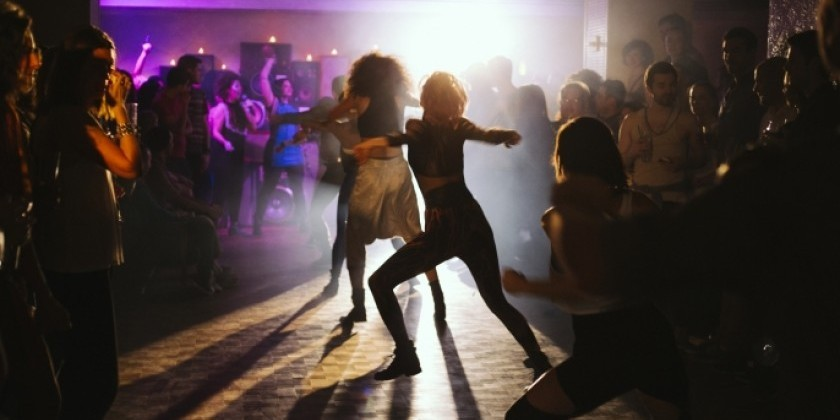 The Dance Cartel creates social-creative hubs as part of R2R Living Rooms
