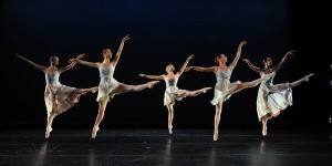 Dance Up Close to Ballet NY