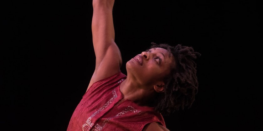 ARTISTS ACTIVATED: Finding Her History — Davalois Fearon at Lincoln Center's New York Public Library for the Performing Arts. A Conversation With Linda Murray, Dance Curator