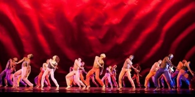 IMPRESSIONS OF Alvin Ailey American Dance Theater