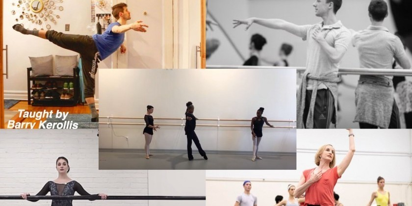 Pia Catton Has Seven Tips for Taking Online Ballet Classes