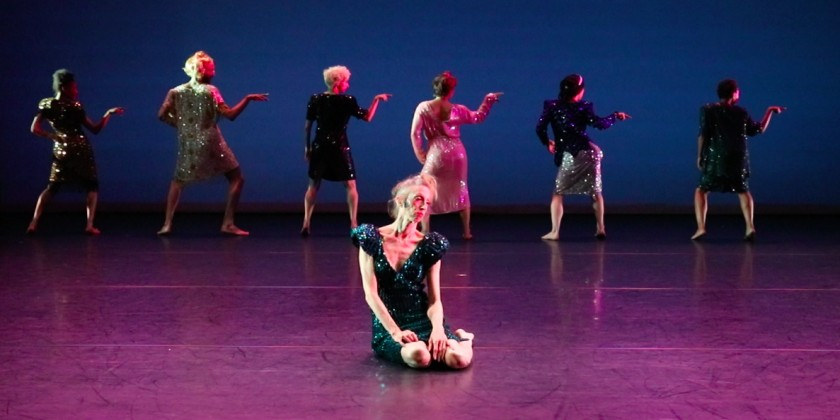 "Indah Walsh Dance Company in ""& Other Love Songs"""