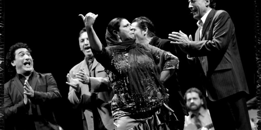 ALBUQUERQUE, NM: Flamenco Workshop with Carmen Ledesma