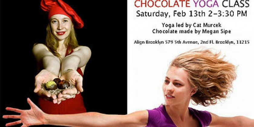 Yoga & Chocolate Tasting