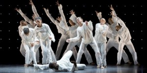 "Impressions of the Alvin Ailey American Dance Theater in Robert Battle's ""Awakening"""
