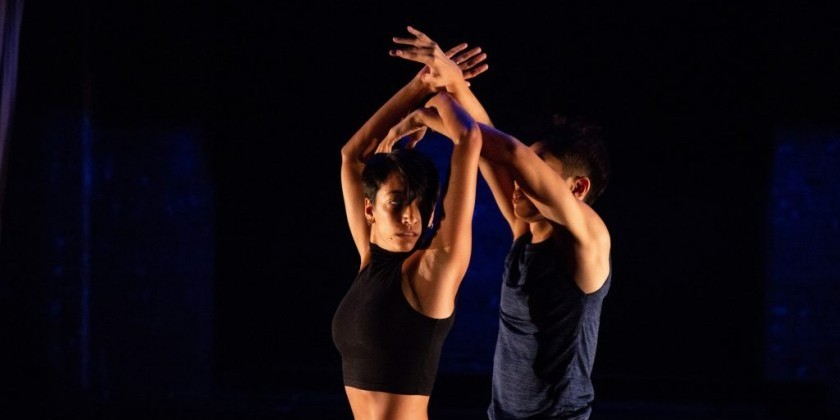 "Peter Stathas Dance presents ""Leaving and Coming Back"" at Danspace Project"