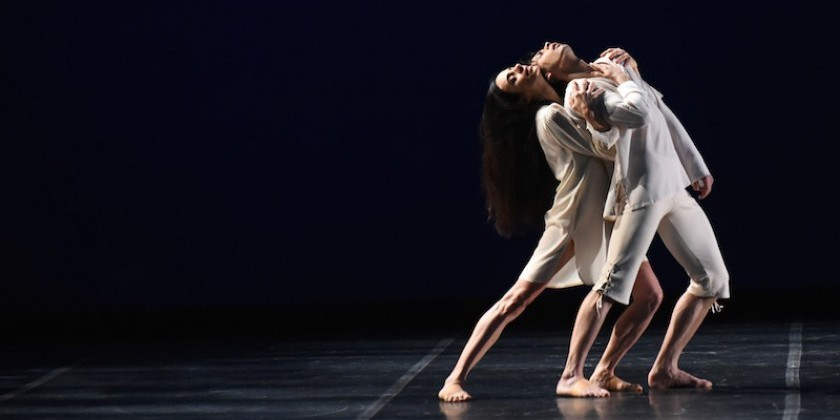 "Alessandra Ferri and Herman Cornejo about ""TRIO ConcertDance"""