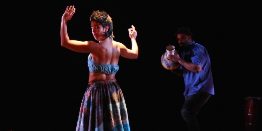 Moving Caribbean In New York and Elsewhere with Alicia Diaz: From San Juan, Puerto Rico to Agua Dulce Dance Theater