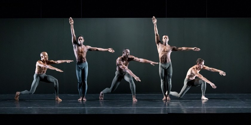 Alvin Ailey American Dance Theater at New York City Center with Choreographers Wayne McGregor, Jessica Lang, and Ronald K. Brown