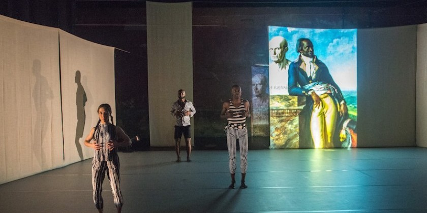 "Impressions of Reggie Wilson/Fist & Heel Performance Group's ""Citizen"" at BAM's Harvey Theater"